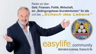 Easy Life Community & Blockchain Network - Mario Eduard Giovanelli - Kanal-Vorstellung